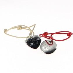 """Bracelet """"Joyeux Noël"""""""