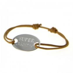 Bracelet gourmette Super Maître Argent 925