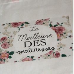 """Tote Bag """"La Meilleure Des Maîtresses"""""""