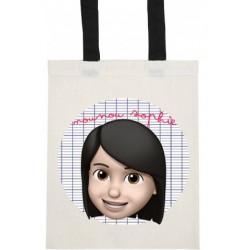 Tote Bag Nounou à personnaliser