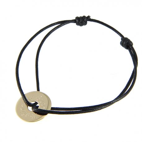 Bracelet cordon Maîtresse génial