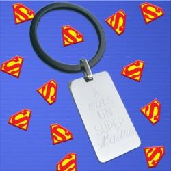 Porte clés Super Maître