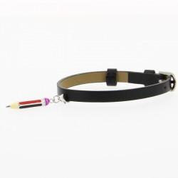 Bracelet Crayon Argent