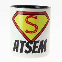 Mug Super atsem