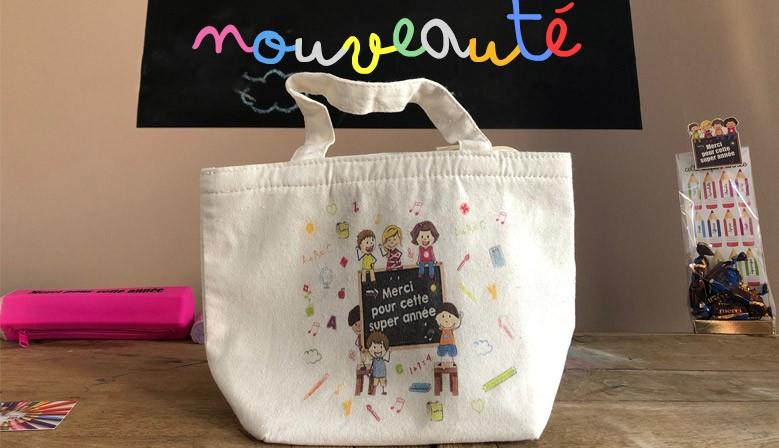 Offrez un sac isotherme cadeau maîtresse